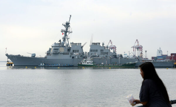 美巡防艦駛往黑海 俄海軍立即宣布實彈演習