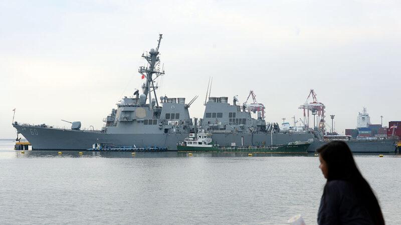 美巡防舰驶往黑海 俄海军立即宣布实弹演习