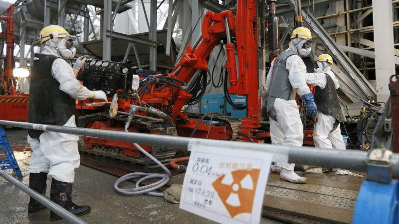 日本:福島核廢水兩年後稀釋入海 引發關注