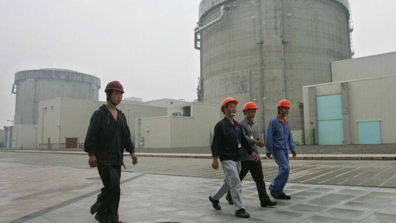 中國核電站傾倒核廢水入海 氚排放上限遠超日本