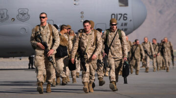 拜登宣佈5月1日從阿富汗撤軍 北約同步跟進