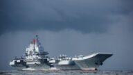 遼寧號缺「太空優勢」 航母淪「海上標靶」