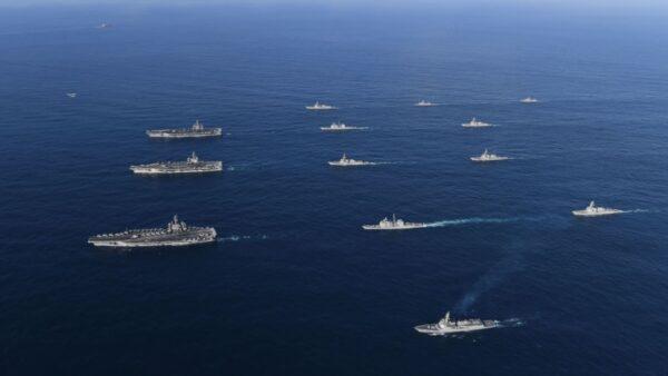 古风:中共正在把中国推向战争边缘