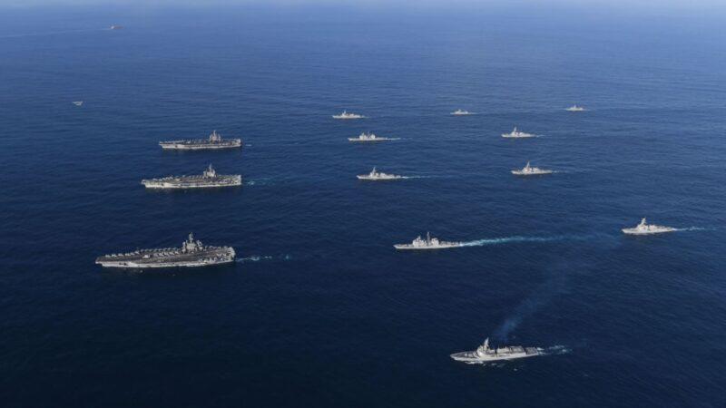 美軍擬在太平洋設立特遣艦隊 遏制中共軍事擴張