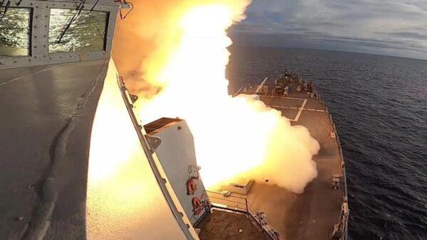 如何击败中共?美军演习高科技海空无人作战