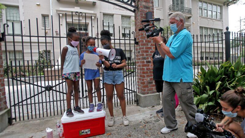 费城小学生被要求赞扬共产主义 学业表现最差