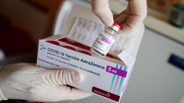 清理庫存AZ疫苗 美宣布將全部分享給他國