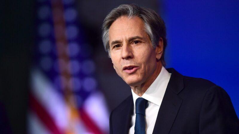 美國務卿警告中共:進攻台灣將犯「嚴重錯誤」