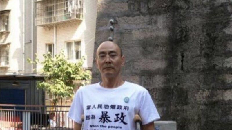 疑遭政府雇凶断手筋 重庆维权者自卫杀人被判死缓
