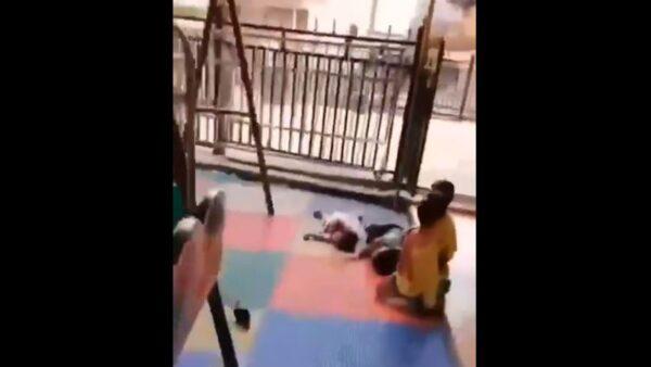 廣西幼兒園發生隨機殺人案 18人受傷2童送醫搶救