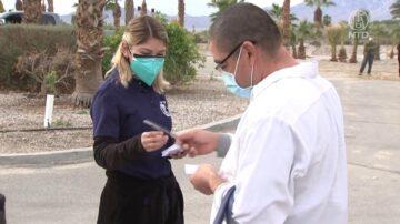 加州口罩令更新:完全接種疫苗可摘口罩