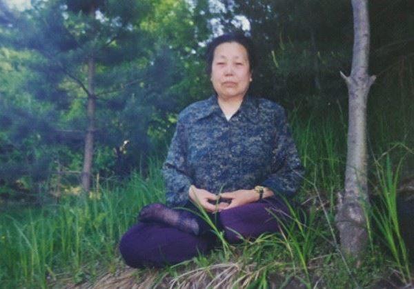 Ảnh: Bà Yin Yuzhi từng mắc 3 loại ung thư. (Minh Huệ Net)