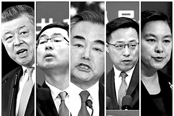 王友群:中共四面出击的背后原因是什么?