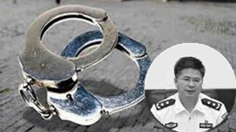 廣西監獄管理局局長李健落馬 已被國際追查