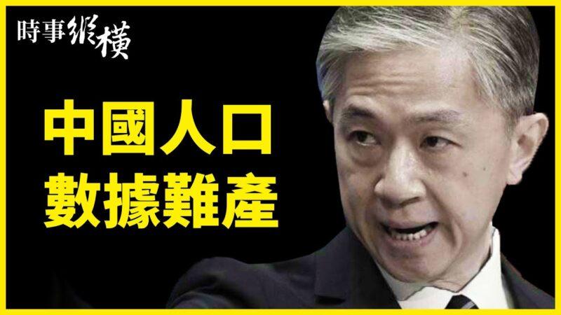【时事纵横】腾讯危险?中国人口数据为何难产