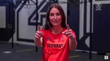德國奧運戰服出爐 德國鷹上身霸氣兼時尚