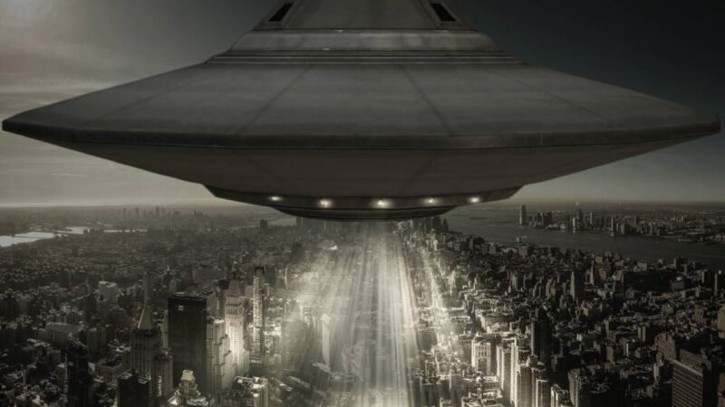 美51区前工程师透露 UFO利用负宇宙能量驱动