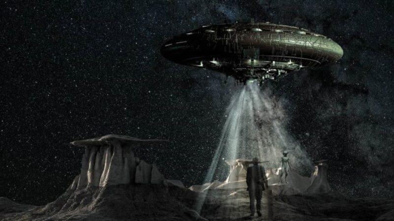 美司令部前军士长:被外星人带到外星母星 看到人类未来