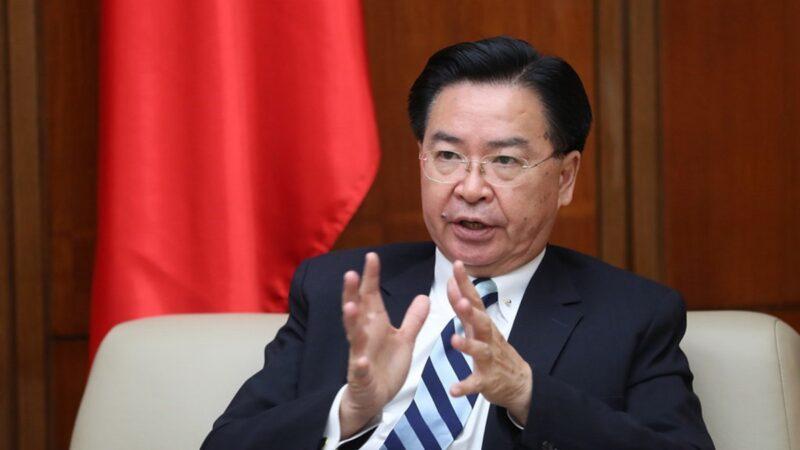 """台外长警告:中共准备对台发动""""最后攻击"""""""