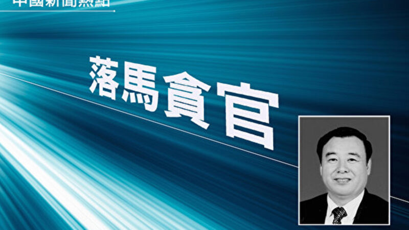 """中共副省级""""戏精""""高官被公诉 再添持枪新罪"""