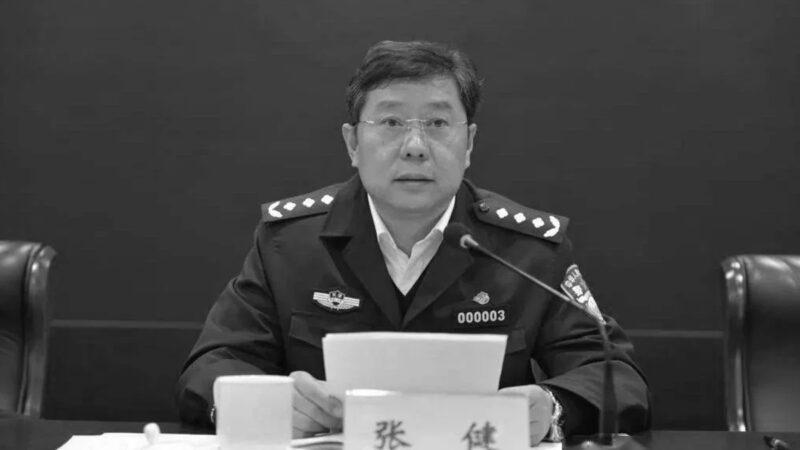 天津公安局原副局长张健被调查