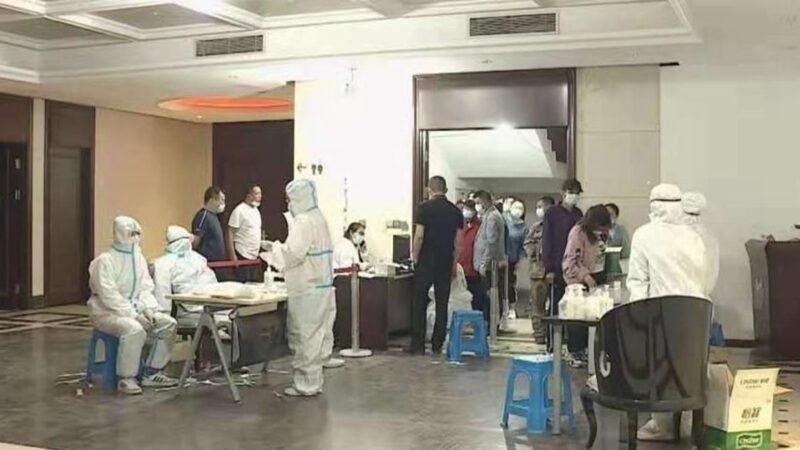 遼寧爆疫 9地區列中風險 專家組前往支援
