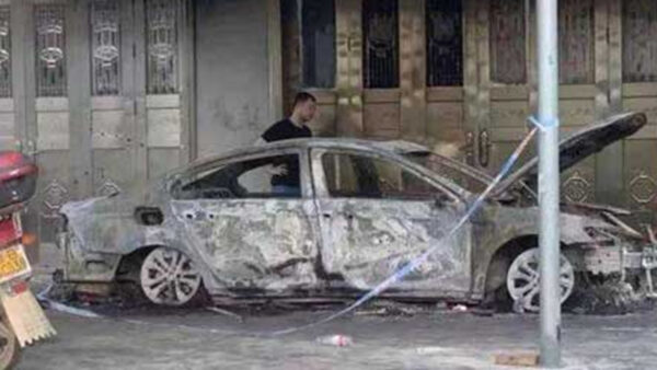 中國廣西柳州一男子殺人縱火 致祖孫3人死亡
