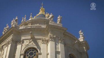 凡尔赛宫三年修葺完成 重现金碧辉煌