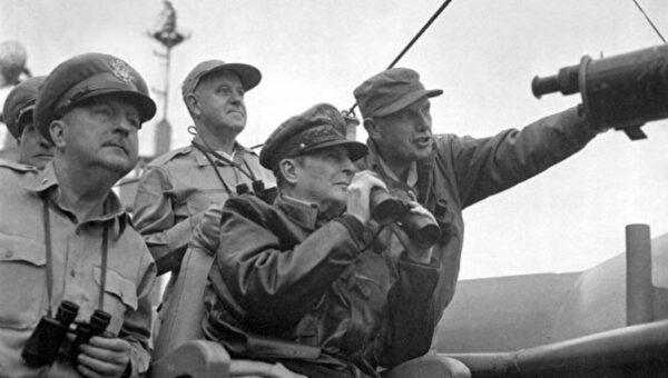 麥克阿瑟的巔峰之戰──仁川登陸戰