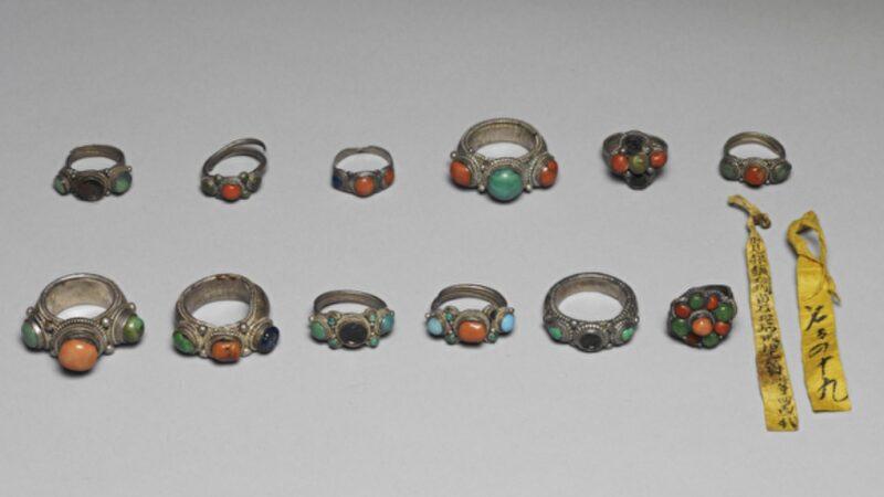 指上芳華 藏在戒指中的歷史