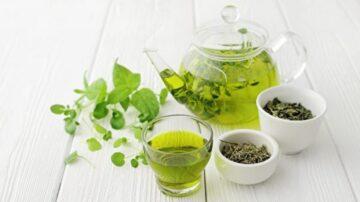常喝綠茶的五大好處和兩個副作用