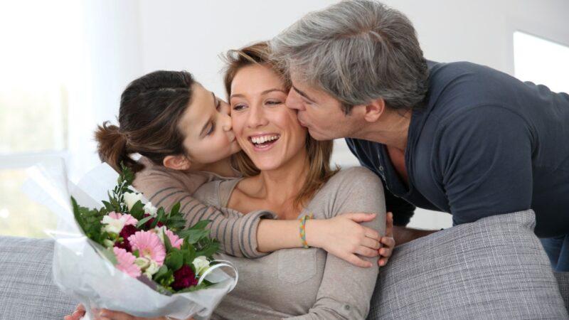 母亲节到了 10款传达孝心的庆祝方式