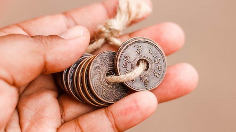 英国发现公元四世纪 两万枚古罗马钱币