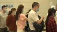 安徽疫情扩散 两地升级中风险区