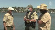 加州乾旱再現 67萬條鮭魚搭乘卡車遷徙
