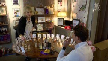 用香味找回嗅覺 紐約香水店幫染疫患者恢復