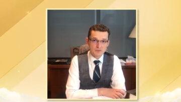 加拿大保守黨國會主席,國會議員 Tom Kmiec恭賀5.13「世界法輪大法日」