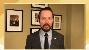 國會議員Micheal_Cooper恭賀5.13「世界法輪大法日」