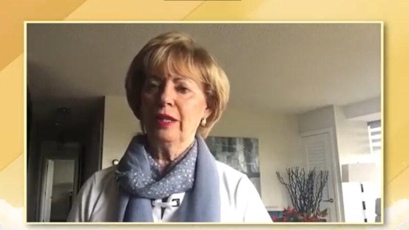 國會議員,國會法輪大法之友聯合主席Judy Sgro恭賀5.13「世界法輪大法日」