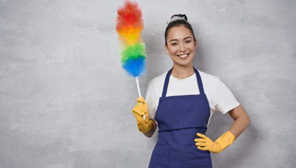 打败8个常见的坏习惯 家务打扫事半功倍