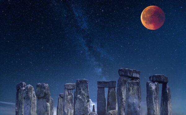 血月指什麼徵兆 聖經預言怎麼說?