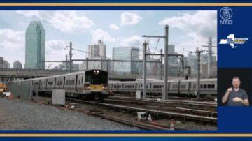 斥資111億 紐約「東區通道」 明年底落成