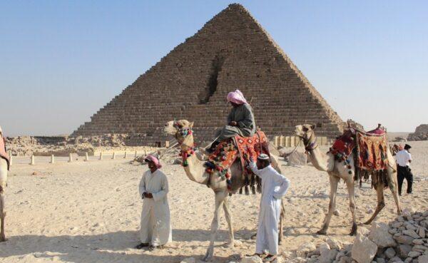 古埃及迷宮和24個神秘巨石箱子