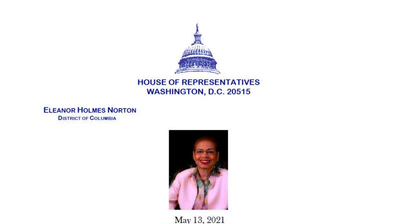 華盛頓DC聯邦眾議員祝賀「法輪大法日」