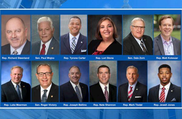 密西根州參眾兩院頒發褒獎 祝賀世界法輪大法日