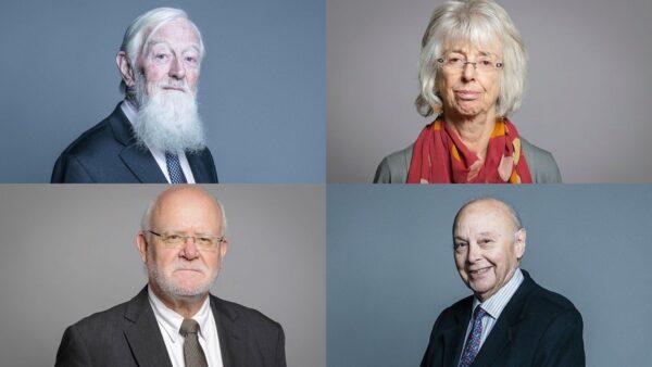 庆祝5.13世界法轮大法日 英国政要表达支持