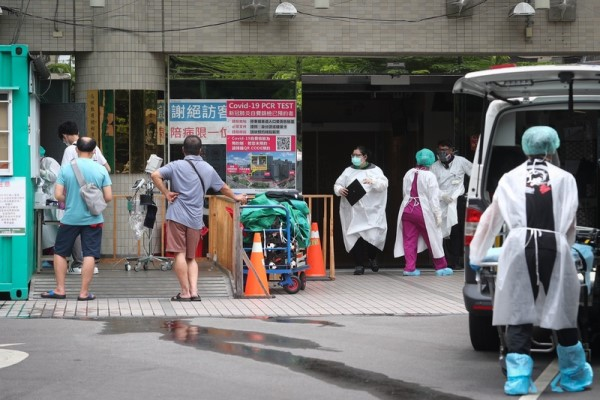 台灣5/17新增333病例 台北新北雙雙破百(視頻)