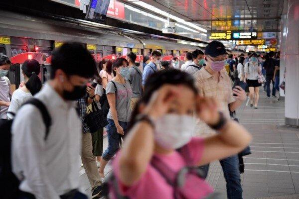 台灣連續5天破百例 全國升第三級防疫