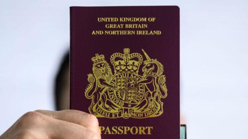 香港人申請英國護照 兩個月超過3.4萬人