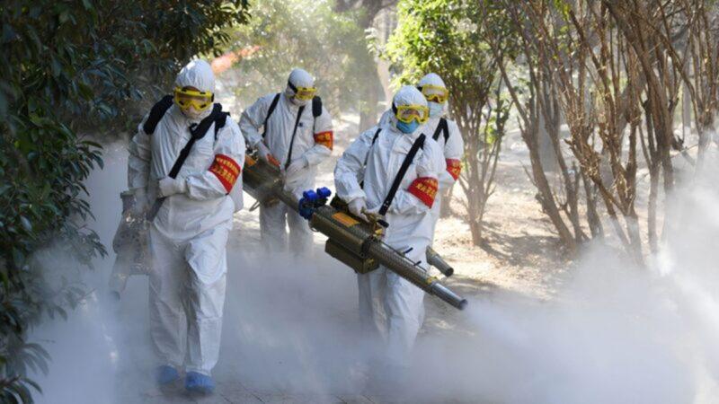 中共病毒疫情持续扩大 广州出现确诊病例